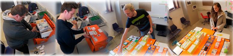 EPS Red Cross User Testing